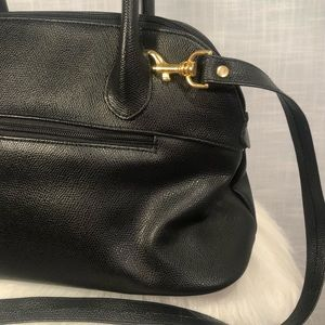Evan Picone Bags - Evan Picone Black Shoulder Crossbody Medium Purse